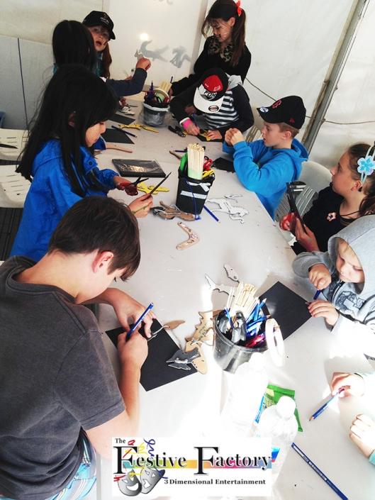 Kids Festival Entertainment Melbourne