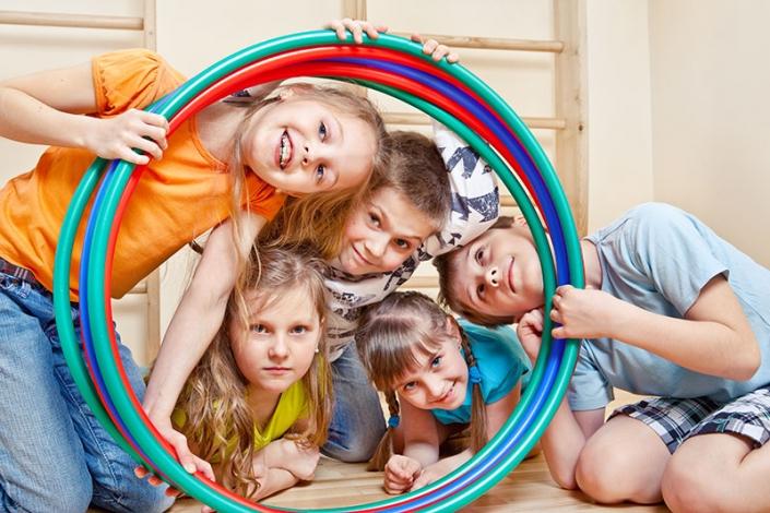 Kids circus