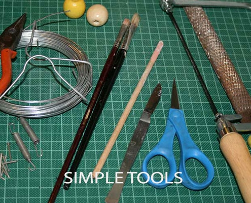 puppet making tools