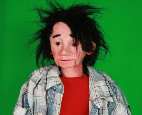 puppet head