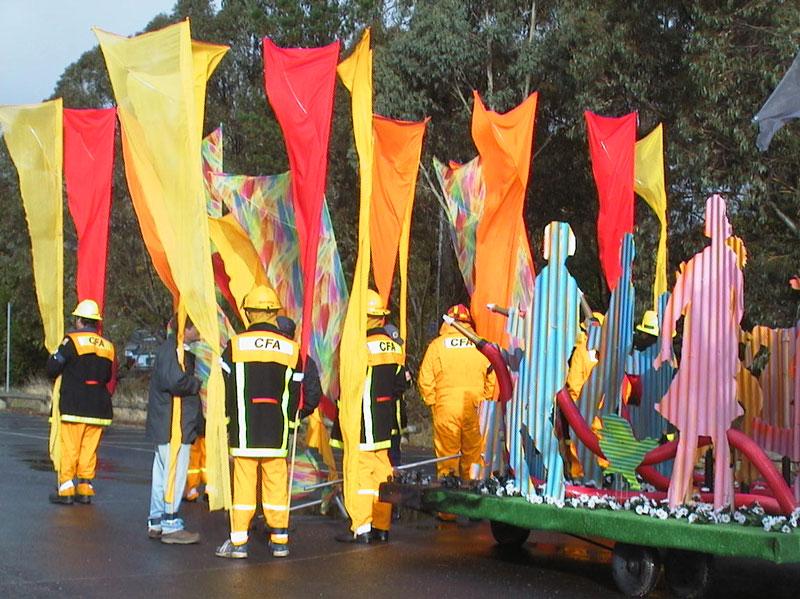 community Parade workshop